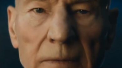 Star Trek Picard teaser released by Amazon prime