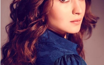 Alia bhatt Launched her own youtube channel