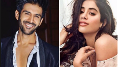 Kartik Aaryan and Janhvi Kapoor to star in Dostana 2