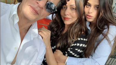 Suhana Khan completes graduation in London