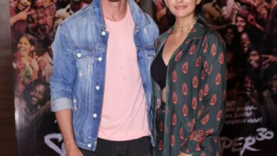 Photo of Hrithik Roshan and Mrunal Thakur makes a perfect pair at the promotion event of Super 30