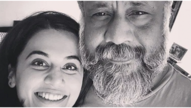 Photo of Taapsee Pannu joins Anubhav Sinha hands for another project post Mulk