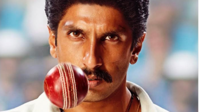 Transformation of Ranveer singh into Kapil dev for upcoming sports drama'83