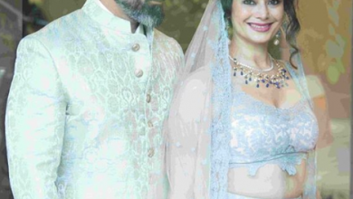 Photo of Nawab shah and Pooja batra tied knot on july 4th in Delhi