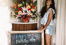 Katrina kaif in Mexico Tulum Beach to celebrate her 36th birthday