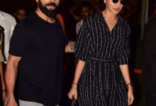 Virat Kohli And wife Anushka sharma are back to mumbai