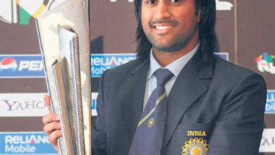 Mahendra singh dhoni is a icon of the hairstyle over the years.. Happy birthday MS Dhoni