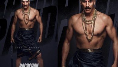 First look of Akshay Kumar in Bachchan Pandey is out