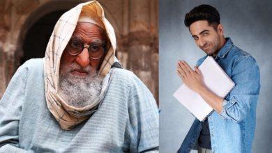 Photo of Amitabh Bachchan finally wraps up the shoot of his upcoming fim Gulabo Sitabo