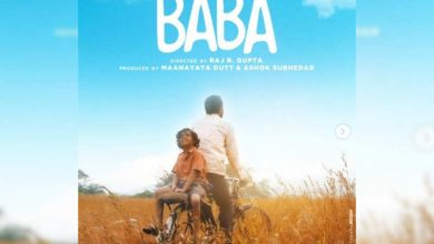 Photo of Sanjay Dutt finally reveals the teaser of his Marathi production film Baba