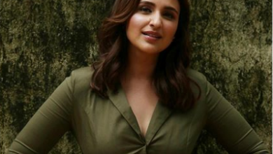 Parineeti Chopra shares her first look from The Girl On The Train