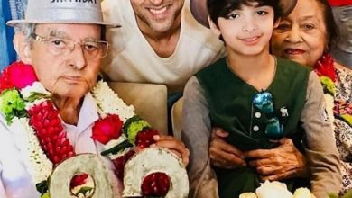 Photo of Veteran filmmaker and Hrithik Roshan's grandfather J Om Prakash dies at 92