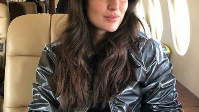 Photo of Kareena Kapoor Khan nailed this oversized sweatshirt
