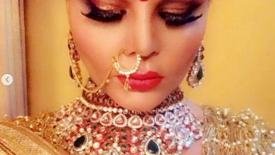 Rakhi Sawant tied knot with her long time fan from UK