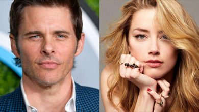 Photo of James Marsden and Amber Heard added to the cast of The Stand