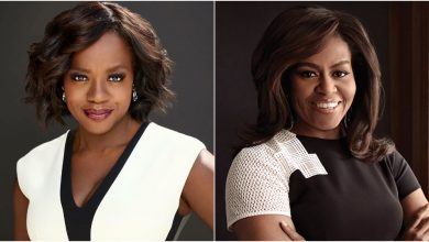 Photo of Viola Davis as Michelle Obama in First Ladies