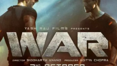 Photo of The trailer of Hrithik Roshan and Tiger Shroff starrer War is making heads turn