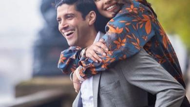 Priyanka Chopra and Farhan Akhtar starring The Sky Is Pink trailer released
