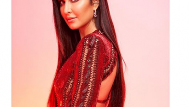 Katrina Kaif dazzels in red sequinned dress at IIFA Rocks 2019