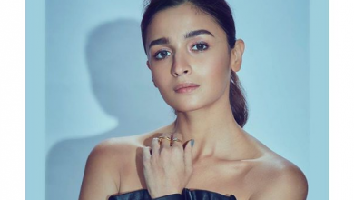 Alia Bhatt fails to impress us in the leather top and sequin pants