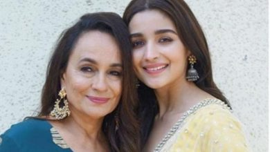 Photo of Alia Bhatt posted the most adorable post on instagram for mom Soni Razdan