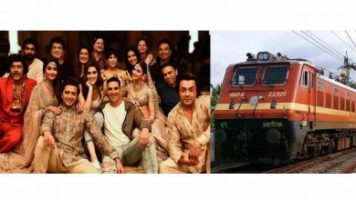 Housefull 4 adopts the 'Promotion on Wheels' train