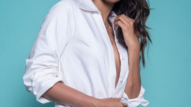Photo of Pooja Hegde nails this white shirt dress