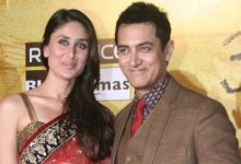 Aamir Khan and Kareena Kapoor Khan begin shotting for Laal Singh Chaddha