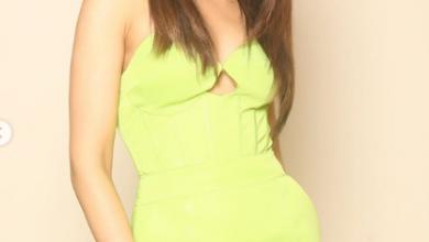 Photo of Rakul Preet looks gorgeous in lime green mini dress