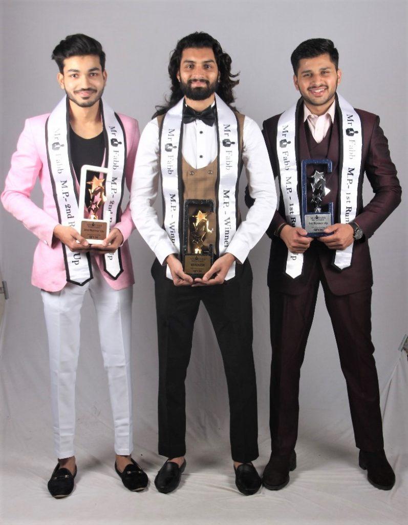 Winner – Prashant Gupta  1 st Runner up – Shivansh Jadhav  2 nd Runner up – Ashutosh Maheshweri
