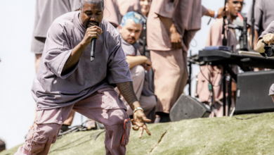 Photo of 'Jesus Is Born' is the new album released by Kanye West