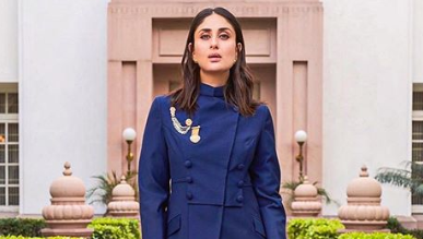 Photo of Kareena Kapoor Khan looks royal during the promotions of Good Newwz
