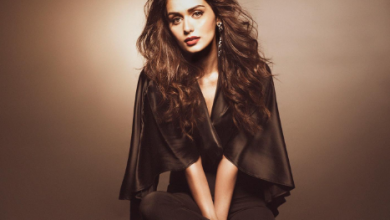 Photo of Manushi Chhillar looks gorgeous in a black jumpsuit