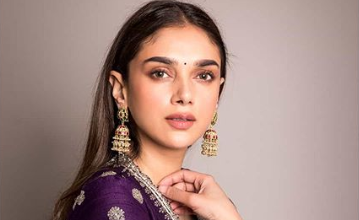 Photo of Aditi Rao Hydari looks gorgeous in ethnic