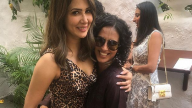 Photo of Bollywood celebrities spotted at Kim Sharma's birthday bash
