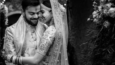 Photo of Anushka Sharma shares a adorable picture captured by Virat Kohli