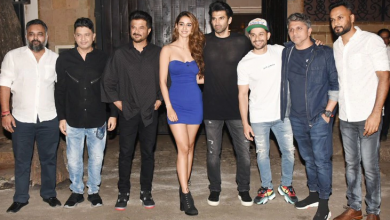 Photo of The Malang team was spotted at Aditya Roy Kapur's house for a party