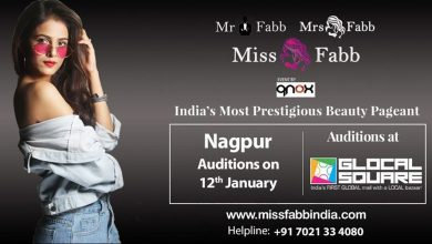 Photo of Miss Fabb gives Orange City Nagpur a glamorous beginning to the decade