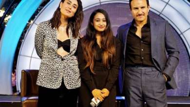 Photo of Kareena Kapoor and Saif Ali Khan looked stunning at an event