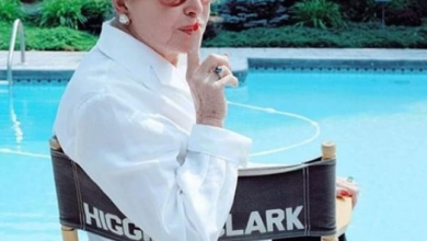 Photo of Mary Higgins Clark Bestselling author dead at age 92
