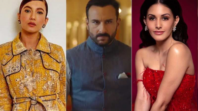 Photo of Amyra Dastur joins the cast of a political thriller opposite Saif Ali Khan