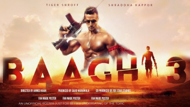 Photo of The poster of Baaghi 3 is out