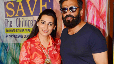 Photo of Mana Shetty hosted a fundraiser event