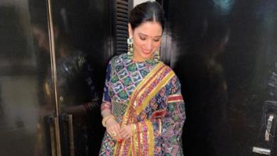 Photo of Tamannaah Bhatia looks gorgeous in a gota work anarkali