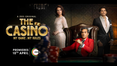Photo of Poster of The Casino is finally out