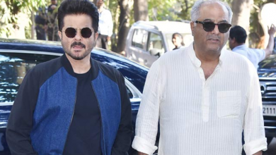 Photo of The Kapoor family was spotted at the unveiling of the Surinder Kapoor Chowk