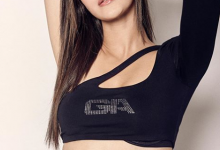 Photo of Ananya Panday looks stunning in one-shoulder crop top and pants