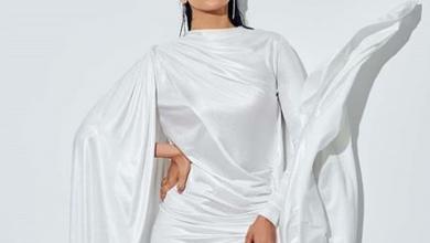 Photo of Rakul Preet looks super hot in coral backless dress