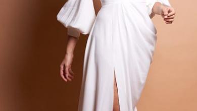 Photo of Katrina Kaif stuns in white satin dress
