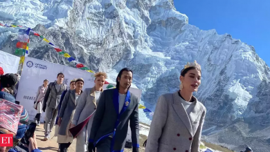 Photo of Nepal sets record for hosting the highest altitude fashion show on land